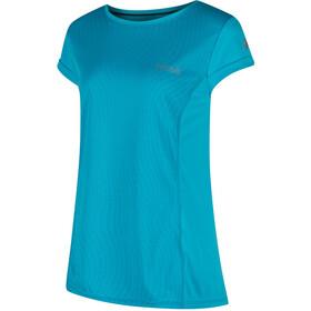 Regatta Hyper-Reflective T-shirt manches courtes Femme, aqua/aqua reflective